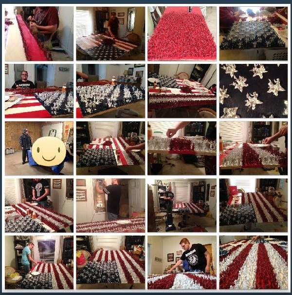 Shangrala's Jacob's US Flag