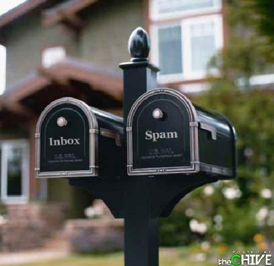 Humor With Mailboxes