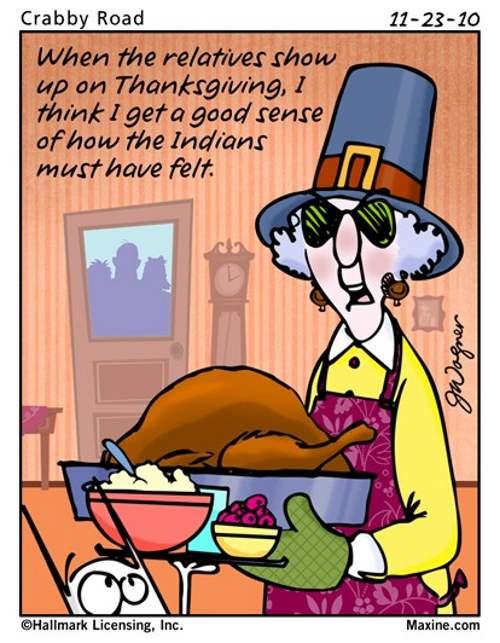 Shangrala's Maxine Thanksgiving