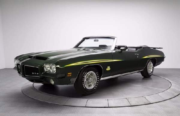 Shangrala's Super Rare Muscle Cars