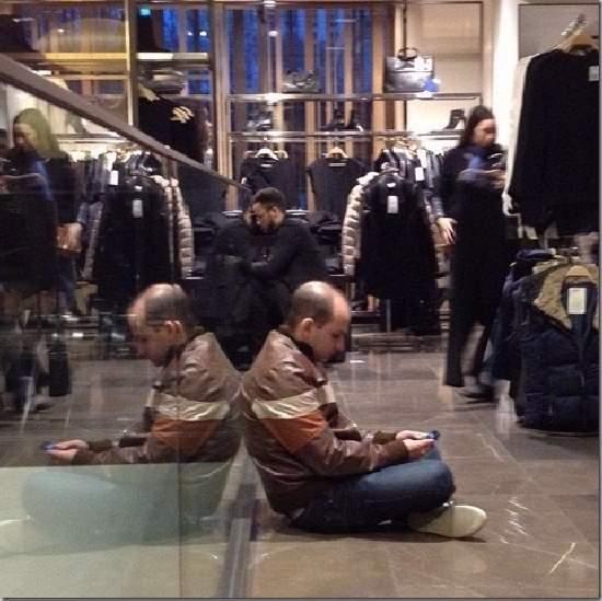 Shangrala's Shopping With Men