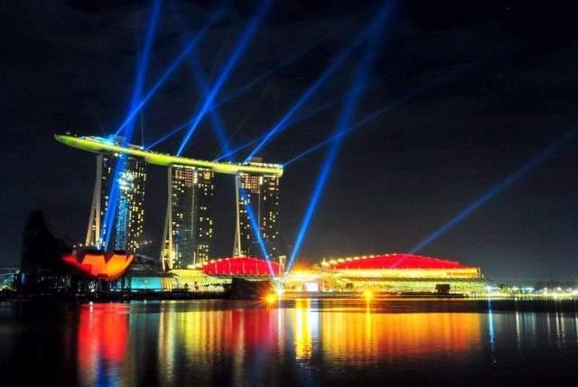 Shangrala's Singapore's Sky Park