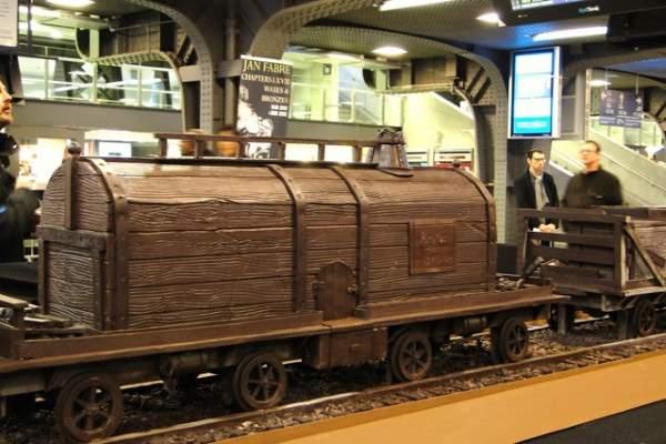 Shangrala's Chocolate Train