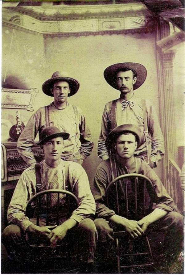The Real Old West