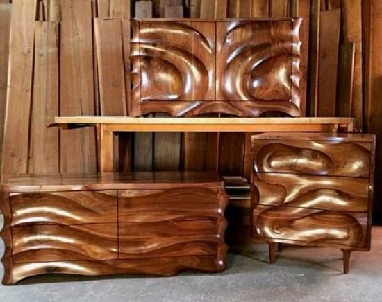Shangrala's Wood Carving Art