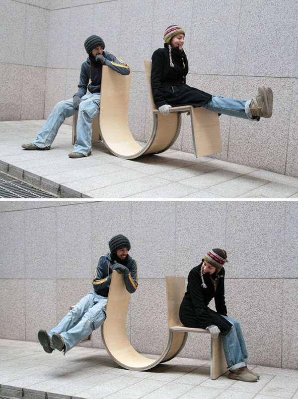 Amazing Benches 2