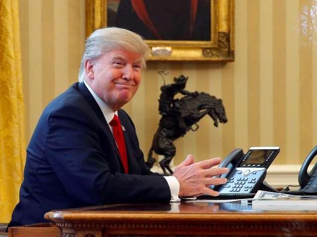 Shangrala's Trump's Phone Call