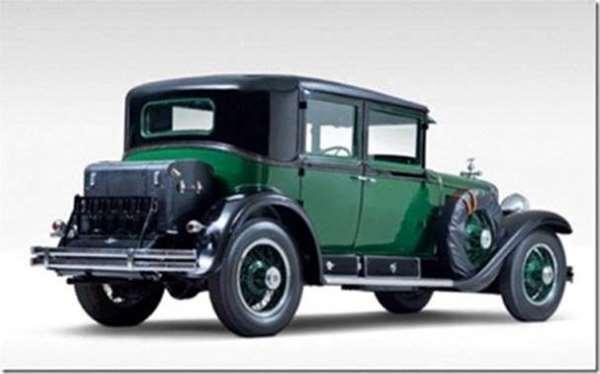 Shangrala's Al Capone's Car
