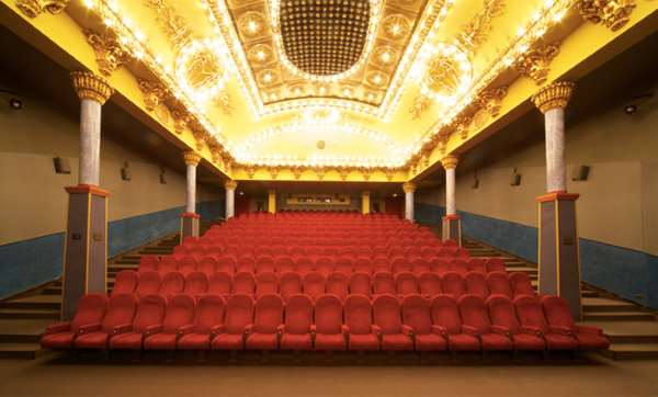 Shangrala's World's Best Cinemas