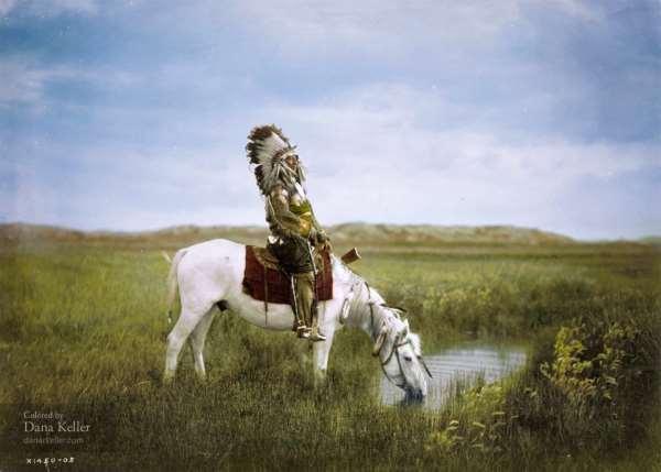 Shangrala's Historical Photos In Color