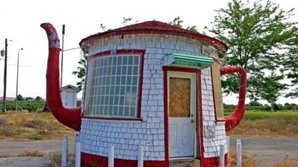 Shangrala's Unique Homes