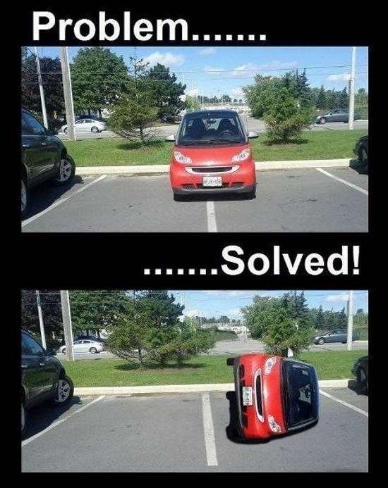 Revenge Parking