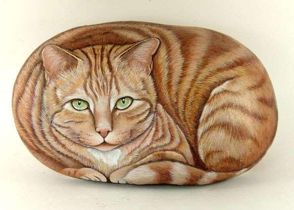 Shangrala's Stone Painting Art