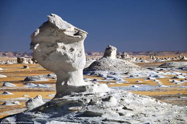 Shangrala's Alien-Looking Places On Earth