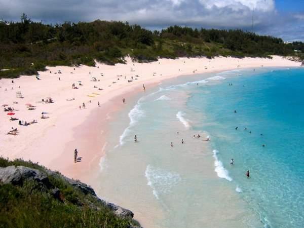 Shangrala's World's Most Unique Beaches