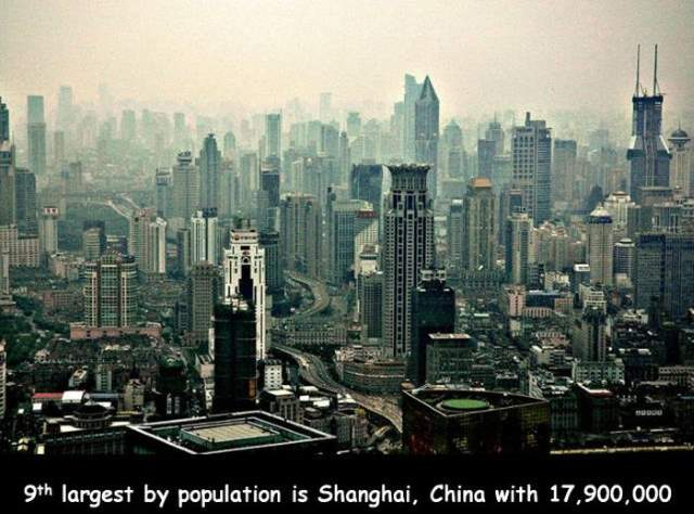 Shangrala's World's Crowded Cities