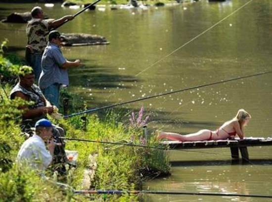 Humor With Fishing