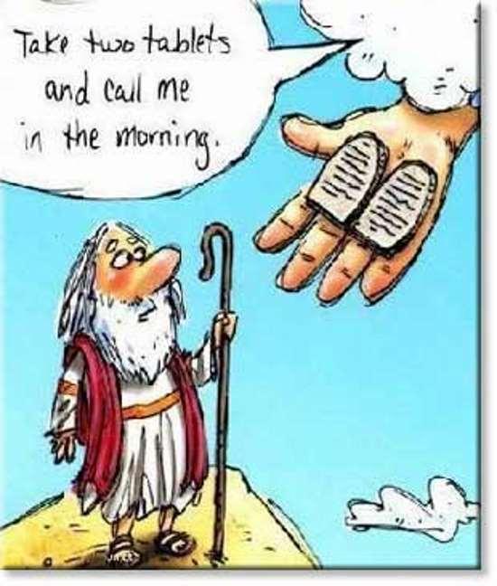 Shangrala's Humor In Religion 5