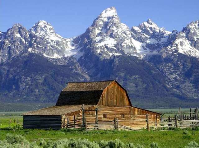 Shangrala's Grand Teton National Park