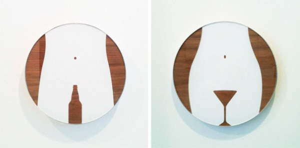 Shangrala's Creative Bathroom Signs