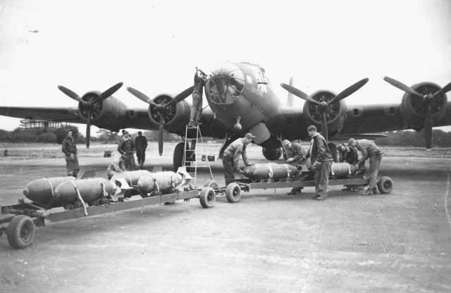 Shangrala's USAAF Bombs US City