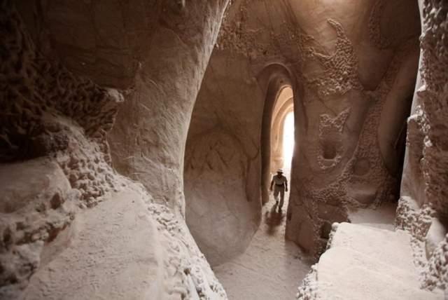 Shangrala's Cave Sculpture Art