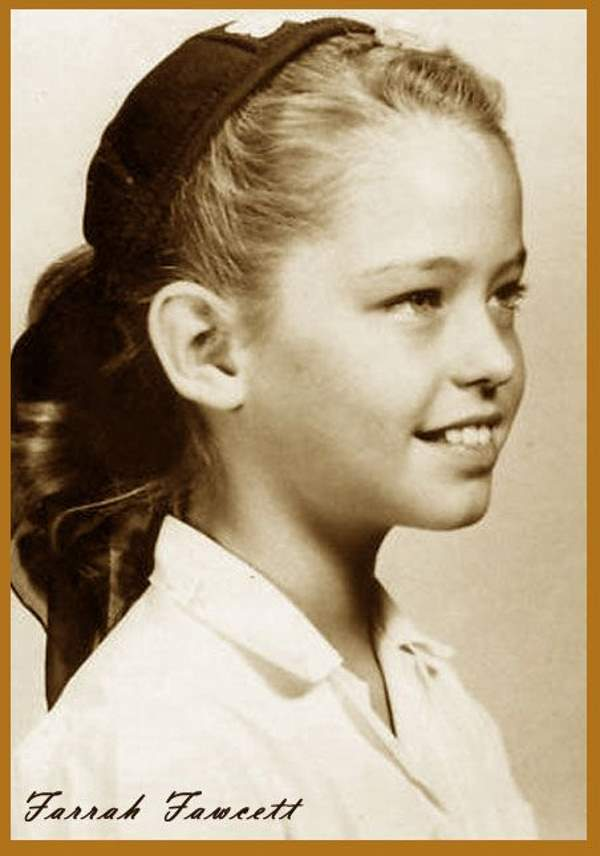 Celebrities When They Were Young