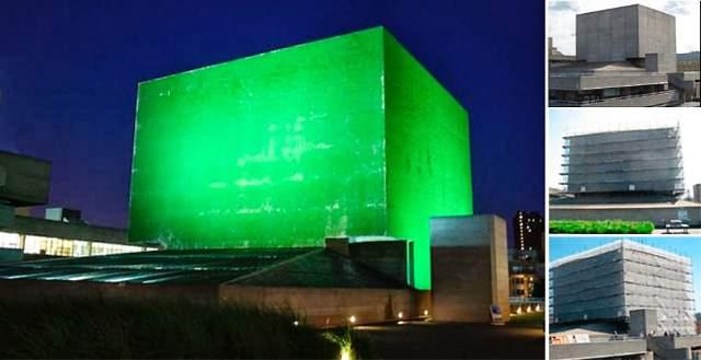Shangrala's Go Green Art