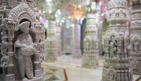Shangrala's BAPS Shri Swaminarayan Mandir