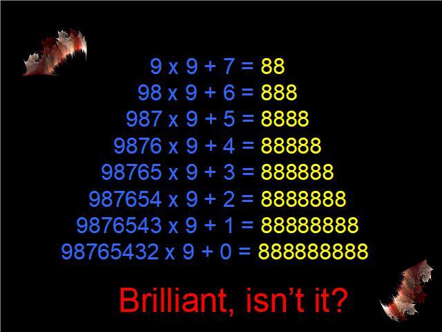 Shangrala's Beautiful Mathematics