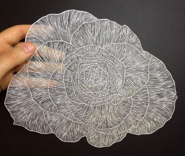 Shangrala's Cut Paper Art
