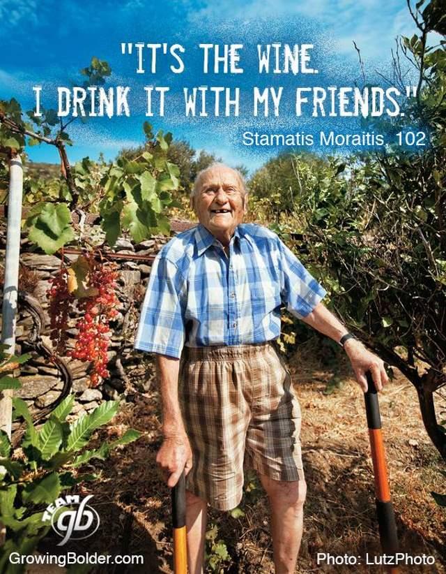 Shangrala's Inspiring Seniors