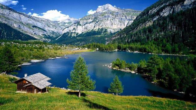 Shangrala's Beautiful Switzerland 2