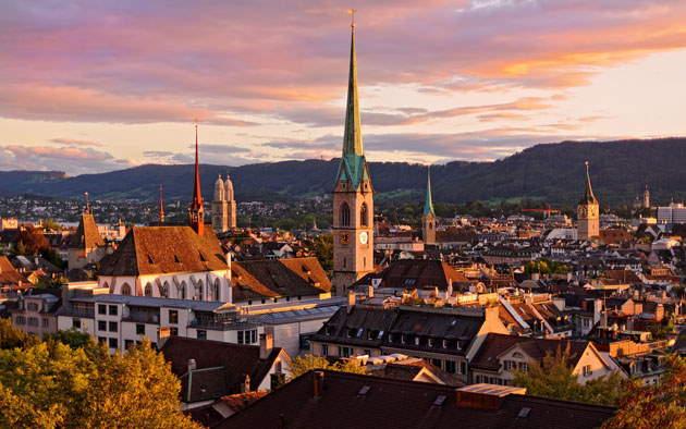 Shangrala's Beautiful Switzerland