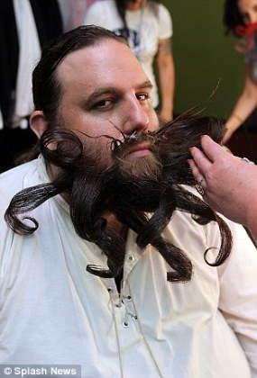 Shangrala's LA Beard Battle