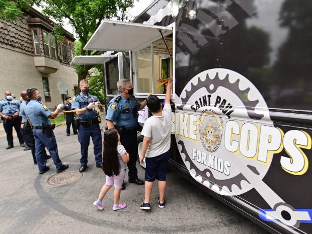 Shangrala's Cops for Kids