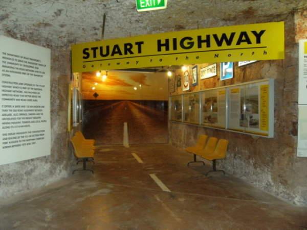 Shangrala's Australia's Dugouts