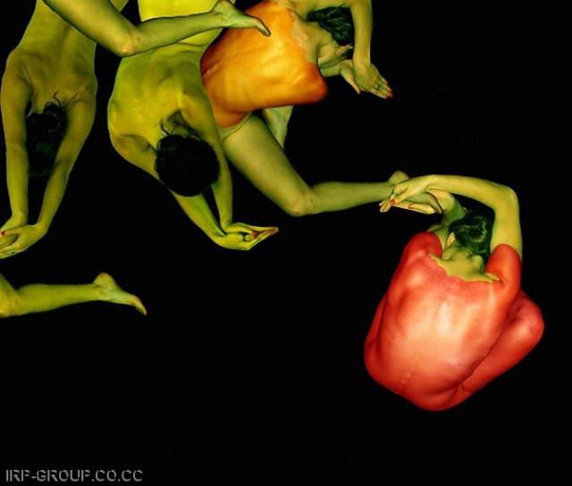 Shangrala's Beautiful Flower People