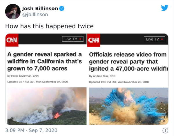 Shangrala's Gender-Reveal Party Fail