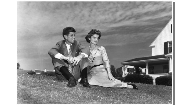 Shangrala's Jacqueline Kennedy