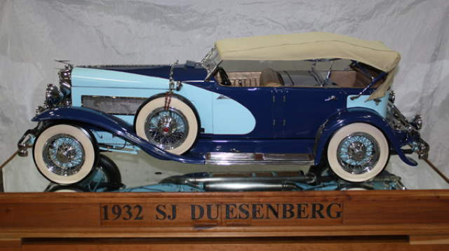 Shangrala's Duesenberg Model