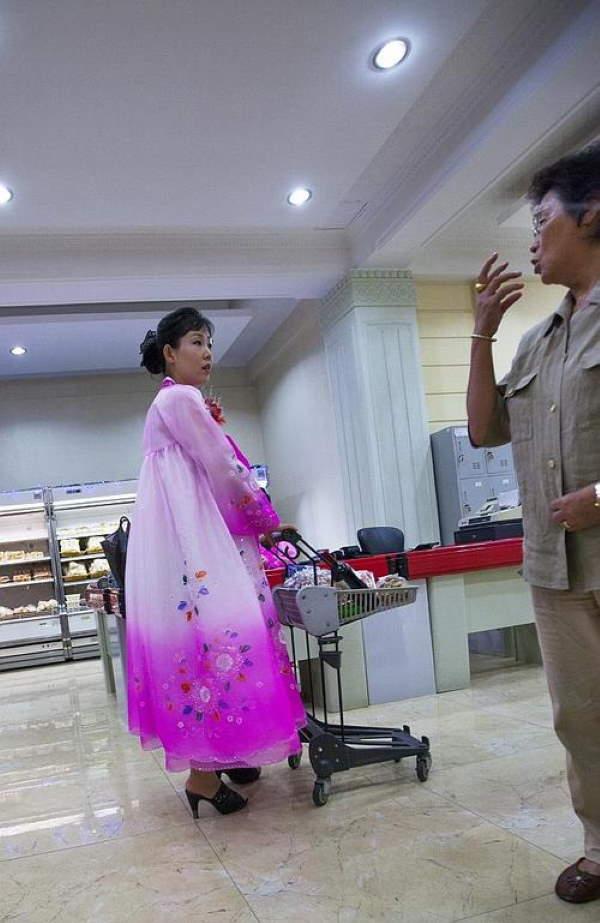 Shangrala's North Korean Life