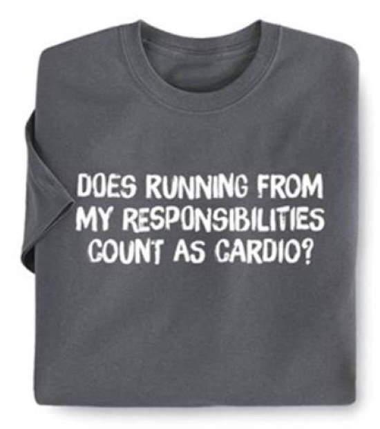 Shangrala's Funny T-Shirt Wisdom