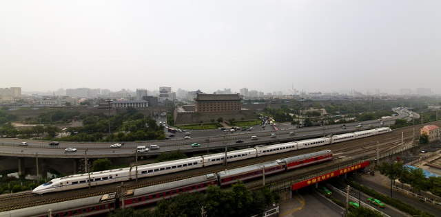 Shangrala's World's Fastest Trains