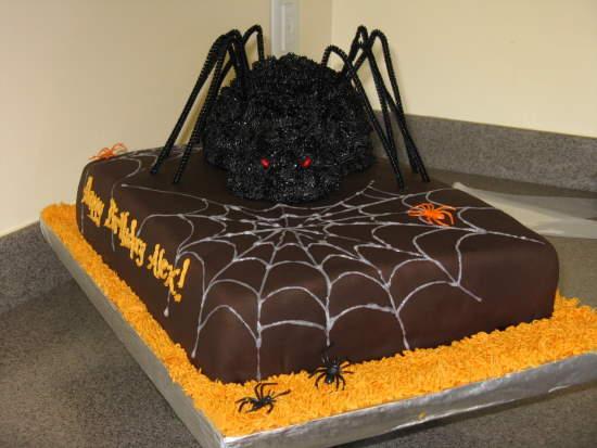 Shangrala's Halloween Cakes 3