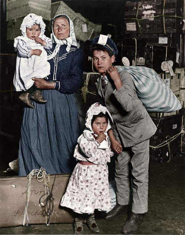 Shangrala's Historical Photos In Color 2