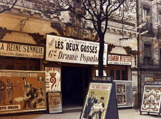 Shangrala's 1940 Paris Apartment