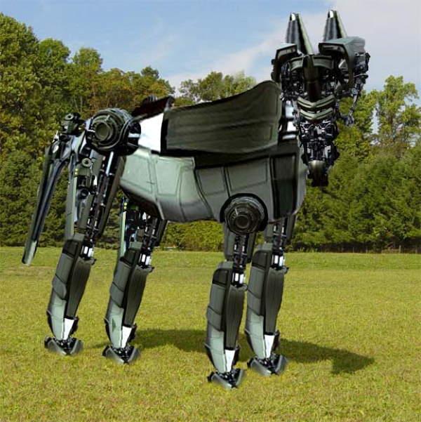 Shangrala's Animal Robots