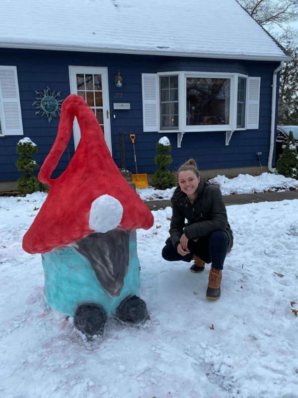 Shangrala's Snow Sculpture Art 2