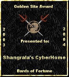 Golden Site Award!
